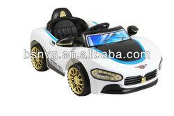 New Maserati Style Kids Electric Car 2014