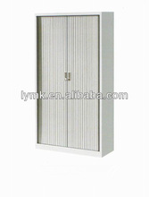 High quality vertical rolling door metal file cabinet office furniture