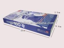 Wholesale full color bespoke paper book cover printed