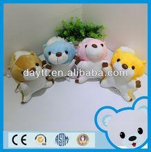 Stuffed toys manufacturer squirrel plush toys for kids plush white squirrel