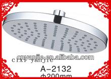 Europe hot sale lunxury shower head in cixi /wate saving head