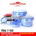 heißer verkauf isoliert speisenwärmer container edelstahl speisenwärmer container