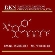 Best sale tert-Butyl rosuvastatin CAS NO 355806-00-7