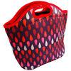 fashion insulated neoprene lunch bag