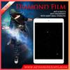2014 New Fashionable Anti-fingerprint Diamond Screen Protection Film For Ipad mini