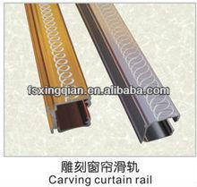 aluminum profile,carving curtain rail,Aluminium Tile Trim