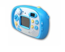 digital Kids camera, children 6 year above fun with Stamps, Frames, Kaleidoscopes, Photo Distortions and Games