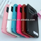 hot selling wallet leather flip cover for samsung galaxy s4 active