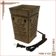 Electric Ceramic Aroma Oil Burner Lamps for Home Fragrance Set