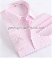 Wholesale Latest men shirts pictures,stripe men dress shirts