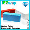 jambox style mini water cube blutooth speakers wireless portable speaker