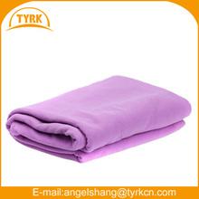 100% Polyester Polar Fleece Blanket cheap fleece blankets in bulk