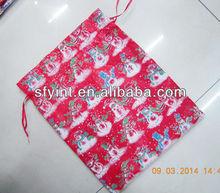 christmas tree organza bags