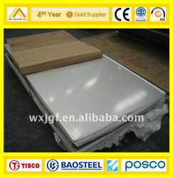 2014 latest cheap cold rolled aisi 304 2b stainless steel plate