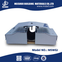 Slab Roof Expansion Joints in Building Materials (MSWGJ)