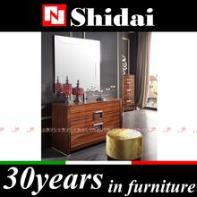 La vanidad antiguo aparador/aparador de escritorio/dresser con mirroe y t-58 silla