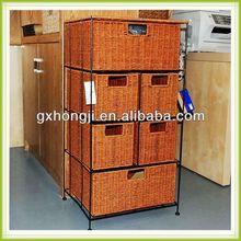 modern kitchen cabinets multi drawer storage Cabinet