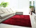 Shaggy carpet, 100% Polyester, rugs(Jinsi)