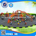 2014 china zona de juegos para las ventas de jardín de infantes yl-d033 equipo del patio feliz espacio dinámico de la serie