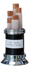 0.6/1kv rated voltage insulated electric cable different types of electrical cables