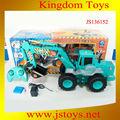 brinquedo do rc construção caminhões escavadeira para adultos