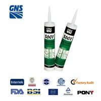 gp 300ml clear silicone sealant spray