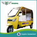 2014 nuovo design super potere elegante sei seduto 60v 1000w costo- Efficace elettrico a tre ruote auto
