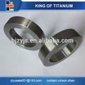 astm b381 gr1 de titanio anillo de forja