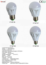 LED bulb light at home with base E27&B22 and CE & Rosh certificate