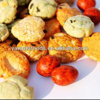 Japanese peanut cracker mixed snack