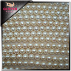 Precious fresh water string round pearl loose pearls no holes