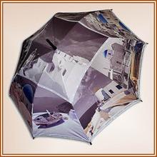 Digital Print fabric Beautiful Flowers custom umbrella printing -Z0717c