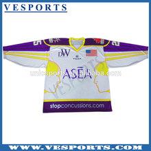 New hockey jersey