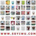 พลาสติกไมโครเวฟถ้วยซุปผู้ผลิตจากyiwuตลาดสำหรับถ้วยและแก้ว