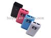 DC172 6000mah portable power bank for mobile phone