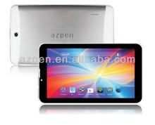 7'' tablet Quad Core Media Tek MT 8382 Cortex A7 1.2 GHz 1G/8G Google Android 4.2 JB Dual sim card,bluetooth, 3g tablet pc