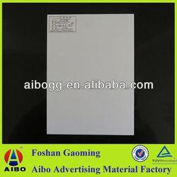 high rigid 4x8 pvc foam sheet 19mm for exhibition display