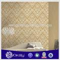 2014 europeo moderno diseño de papel pintado para el dormitorio