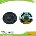 40MM 8ohm 2W Portable Magnetic Multimedia Mini Speaker