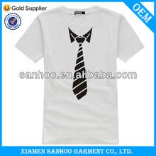 Nice Quality Men'S Basic Plain Cotton O-Neck Tshirts Low MOQ Wholesale For Promotion