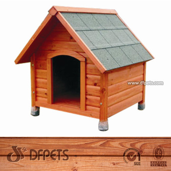 High Quality Wooden Dog House For Sale DFD005