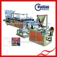 High Quality Plastic Garbage Roll Bag Making Machine