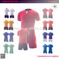 barça 2014 lejos camiseta oficial de color rojo y amarillo tailandia camiseta de fútbol uniforme del fútbol baratos al por mayor de fábrica