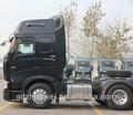 De China Heavy Duty sinotruk HOWO 4 x 2, 6 x 4, Euro ii, 371hp, A la izquierda ( Left hand drive ) tractor del carro de venta