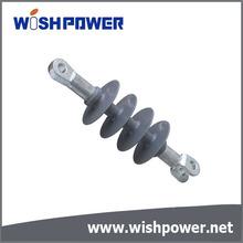 15 kV unibody silicone insulator