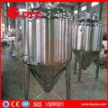 les ventes à chaud en acier inoxydable fermenteur brasser ou chemisé cuve de fermentation