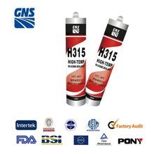 All season adhesive glue silicon roof sealant