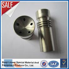 For smoking Gr2 domeless titanium nail