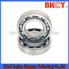 6206 motorcycle steering bearing with size 30*62*16