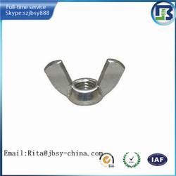 plastic wing nut/wing- nut,wing nut screw